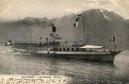 BATEAU(LAC LEMAN) - Ferries