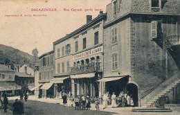 G118 - 12 - DECAZEVILLE - Aveyron - Rue Cayrade - Partie Haute - Decazeville