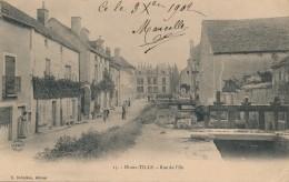 G118 - 21 - IS-SUR-TILLE - Côte-d'Or - Rue De L'ILE - Is Sur Tille