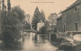 G118 - 21 - IS-SUR-TILLE - Côte-d'Or - Le Pont Des Tanneries - Is Sur Tille