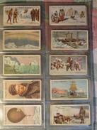 Figurine Player's Cigarettes Polar Exploration 1915 - Altri