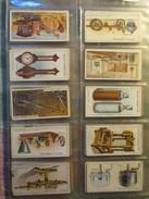 Figurine Player's Cigarettes Invenzioni Celebri 1915 - Altri