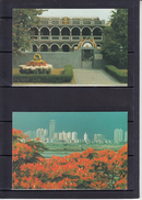 """CHINE   2 Entiers  1.60  Annee 1990  Sans Ecriture  """" Shenzhen  Et Guangdong ..."""" - 1949 - ... République Populaire"""