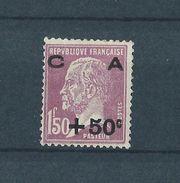 N°251 Caisse D'amortissement (Pasteur 50c Sur 1f50) - France - Neuf** - France