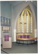 Helsinki - Helsingin Evankelinen Kansankorkeakoulu - Alppikatu 19 - (Church Interior)  - (Suomi/Finland) - Finland