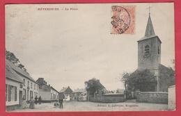 Mévregnies-lez-Lens - La Place - 1911 ( Voir Verso ) - Brugelette