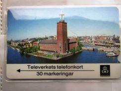RARE TEST SWEDEN GPT PLESSEY  RARE - Svezia