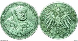 1908 Uni Jena. Replica Coin. - Germania