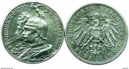5 Mark 1901 - Germania
