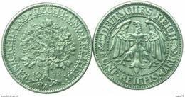 1932 Funf Reichsmark. Replica Coin. - Germania