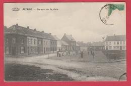 Anvaing - Une Vue Sur La Place - 1912 ( Voir Verso ) - Frasnes-lez-Anvaing
