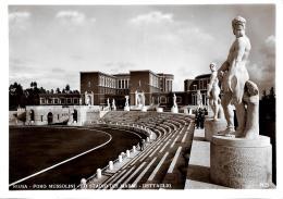 [DC11065] CPA - ROMA - FORO MUSSOLINI - STADIO DEI MARMI - DETTAGLIO - NV - Old Postcard - Stades & Structures Sportives