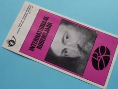 Internationaal RUBENSJAAR 1977 / Afstempeling Jodoigne 12-2-1977 ( Folder ) ! - Belgique