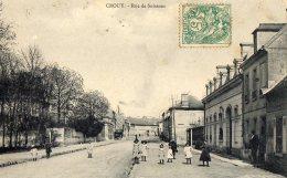 Crouy Rue De Soissons 1907 (LOT 12) - Other Municipalities