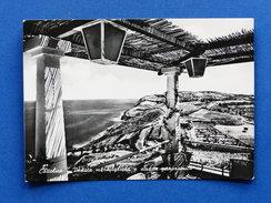 Cartolina Cattolica - Veduta Meravigliosa E Strada Panoramica - 1958 - Rimini
