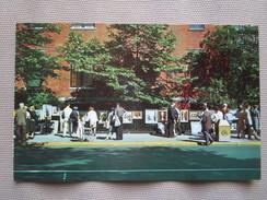 Greenwich Village Outdoor Art Exhibit - Greenwich Village