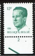 2113  **  Pl 1 - 1981-1990 Velghe