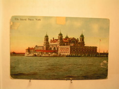 New York City - Ellis Island - Ellis Island