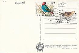 AITUTAKI - 1996 , Vögel , Birds - Aitutaki