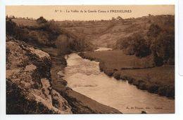 - FRANCE (23) - CPA Vierge La Vallée De La Grande Creuse à FRESSELINES - Edition A. De Nussac N° 3 - - Sonstige Gemeinden
