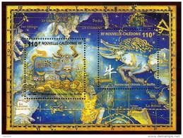 New Caledonia - 2009 - Lunar New Year Of The Buffalo - Mint Souvenir Sheet - New Caledonia