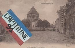 CPA THIEL ALLIER LA PLACE - France