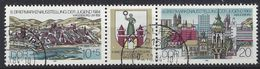 Germany (DDR) 1984  Briefmarkenausstellong Der Jugend (o) Mi.2903-2904 - Gebraucht