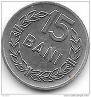 Romania 15 Bani 1960  Km 87     Xf+ - Roumanie