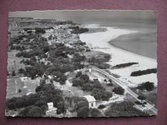 CPA CPSM PHOTO 17 ILE D'OLERON Vue Aérienne Plage Du Douhet Et De Plaisance 1950 1960 - Ile D'Oléron