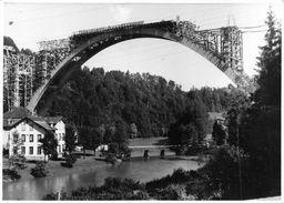 Bruggen Brückenbau Viadukt - SG St. Gallen