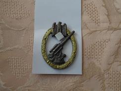 Copie D'insigne Patinée Badge WH Flak 1941 - 1939-45
