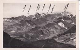 74---les MONTS DU CHABLAIS---massif De La Dent D'oche  ( 2.225 M. )---voir 2 Scans - France