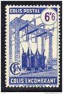 France Colis Postaux N° 233  XX Colis Encombrant6 F. 6 Outremer Et Violet,  Sans Charnière, TB - Mint/Hinged