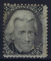USA Sc Nr 73  Mi Nr 17 W  MNH But Regummed   1861 - 1847-99 General Issues