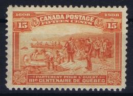 Canada Sg 194  Mi 90 MH/* Flz/ Charniere - Unused Stamps