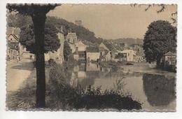 21.358/ MONTBARD - La Brenne Vue Du Nouveau Pont Au Fond La Tour De L'Aubespin - Montbard