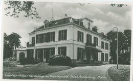 Doorn 1949; Militair Herstellings- En Trainingsoord Huize Aardenburg - Gelopen. (Takken) - Doorn