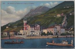 Un Saluto Da Cassarate (Lago Di Lugano) Ruderboote, Animee - TI Tessin