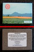 LAVE émaillée De VOLVIC - Presse-papier Publicitaire LIMAGRAIN Sommet Du Puy-de-Dôme 63 - Paper-weights