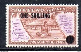 R312 - TOKELAU 1956, Yvert Serie N. 5   ***  MNH - Tokelau