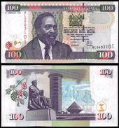 Kenya 100 SHILLINGS 2.2.2004 P 42a UNC (Kenia,Quénia) - Kenia