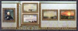 Armenien/Armenie/Armenia 2017, 200th Ann. Of Birth Ivan (Hovhannes) Aivazovsky (1817-1900),marine Painter MS - MNH ** - Armenië