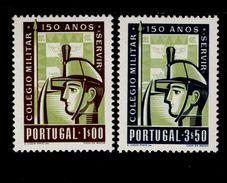 829 - 830 Militärschule ** MNH Postfrisch - 1910-... République