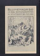 Württemberg GSK Blumenkorso 1901 - Wuerttemberg