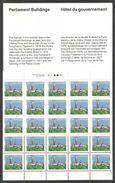 CANADA 1986 $8.50 PARLIAMENT BOOKLET MNH - 1952-.... Reign Of Elizabeth II