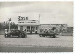 Station Service - FONT-ROMEU - Esso - Hôtel ISERN - France