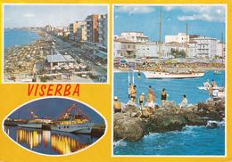 RIMINI - Viserba - Tre Vedute - 1978 - Rimini