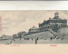 Ostende, La Chalet Royal. Post Card Inused - Belgium
