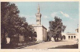 Algérie- SETIF La Mosquée (mosque Religion)  (Editions Photo ALBERT  N°917 ) *PRIX FIXE - Sétif