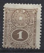 Paraguay 1910 (*) MH - Paraguay